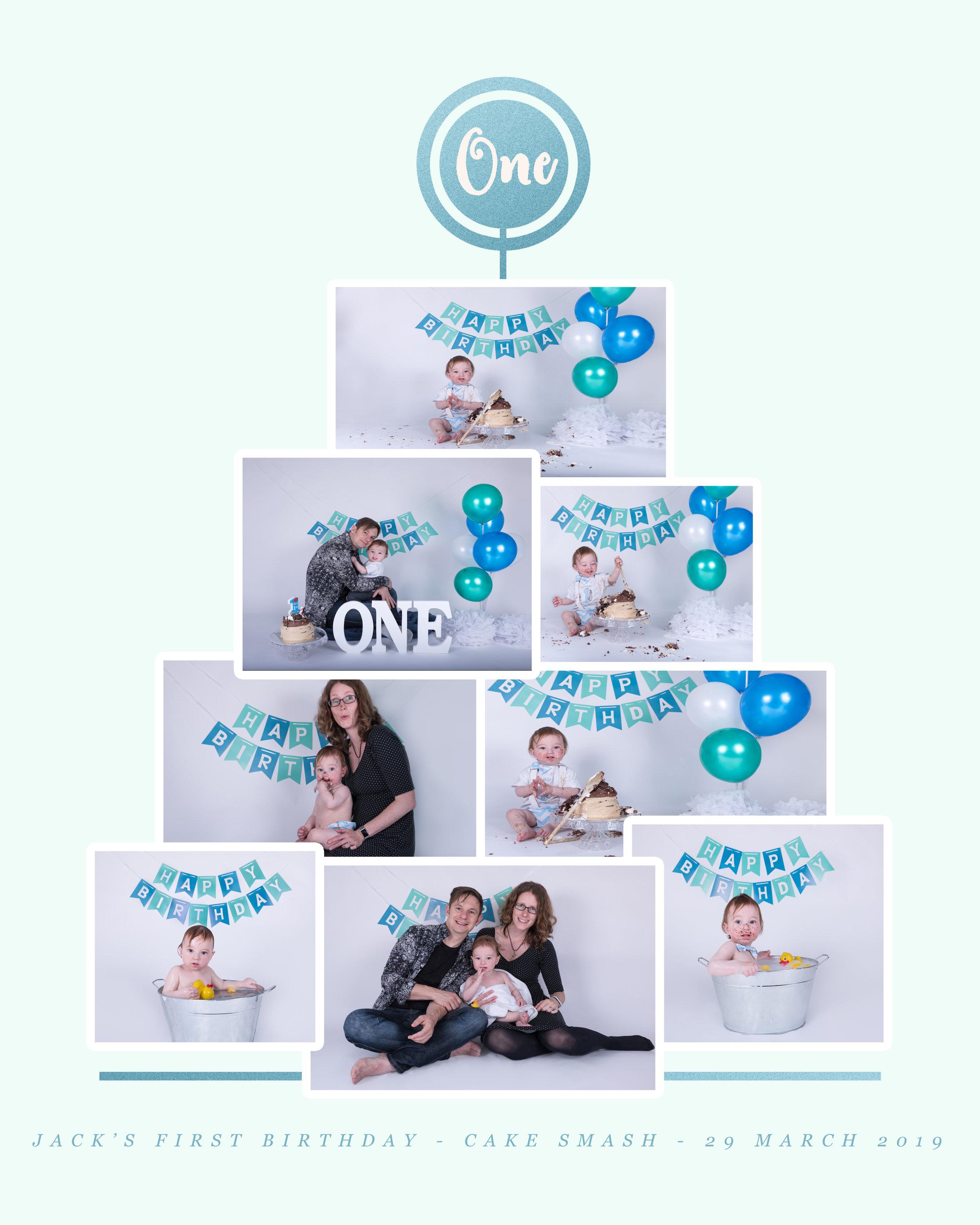 Baby Jack (12 months) Cake Smash-35.jpg