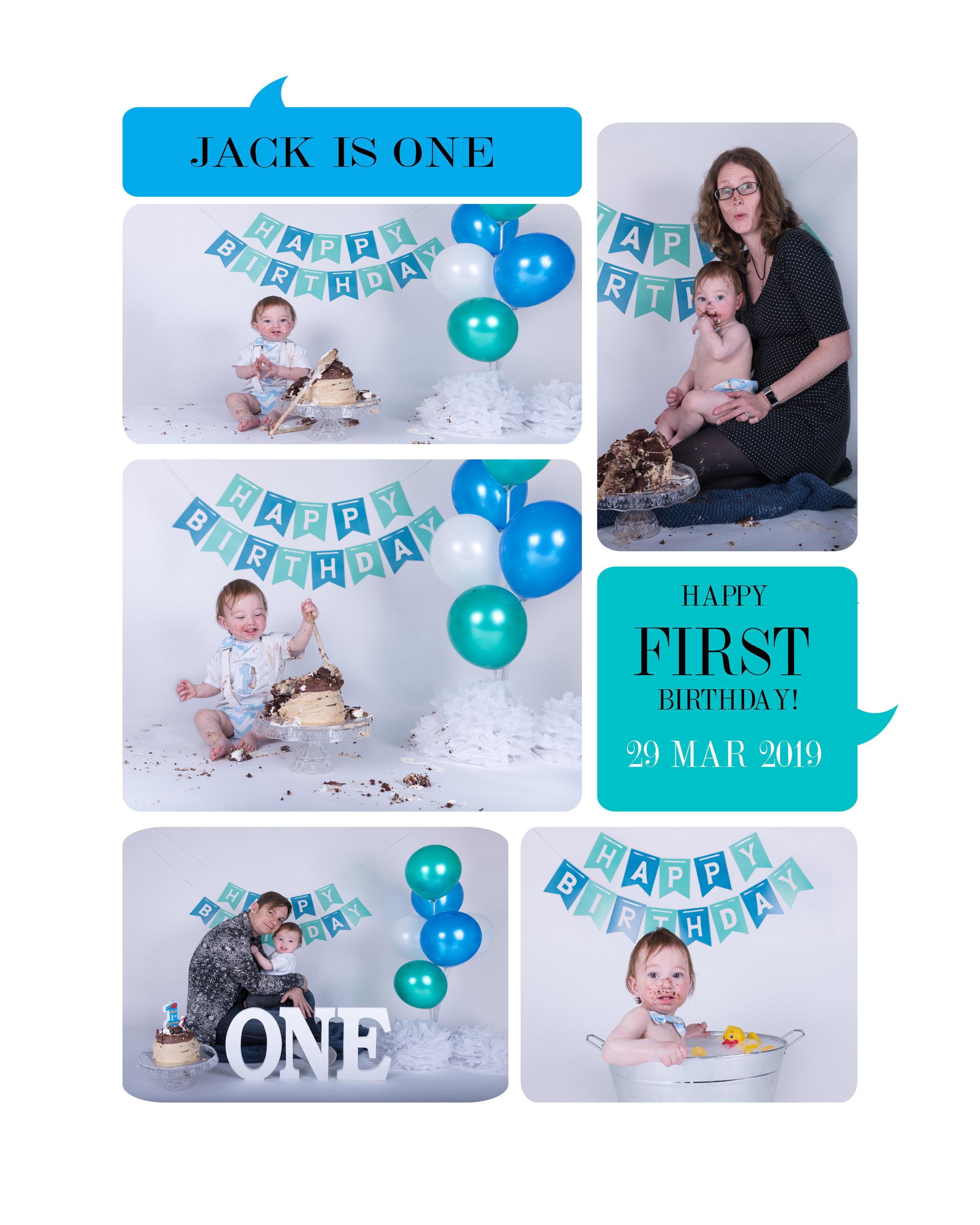 Baby Jack (12 months) Cake Smash-36.jpg
