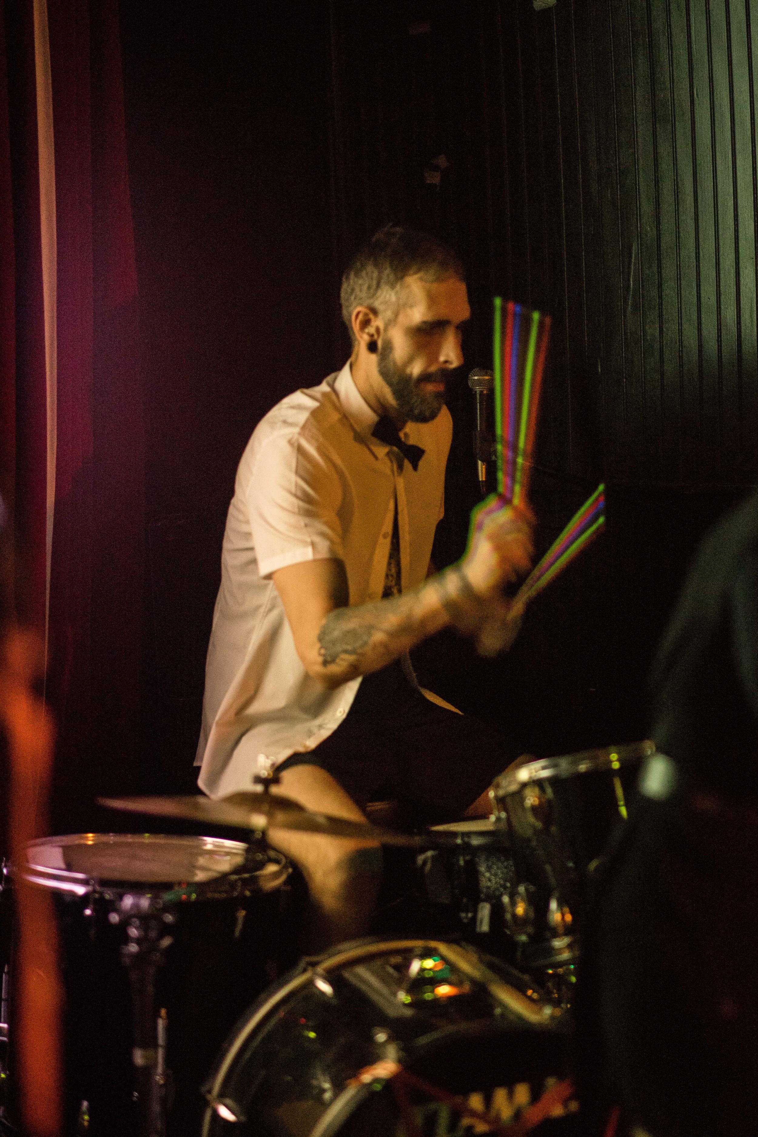 Doppler drummer