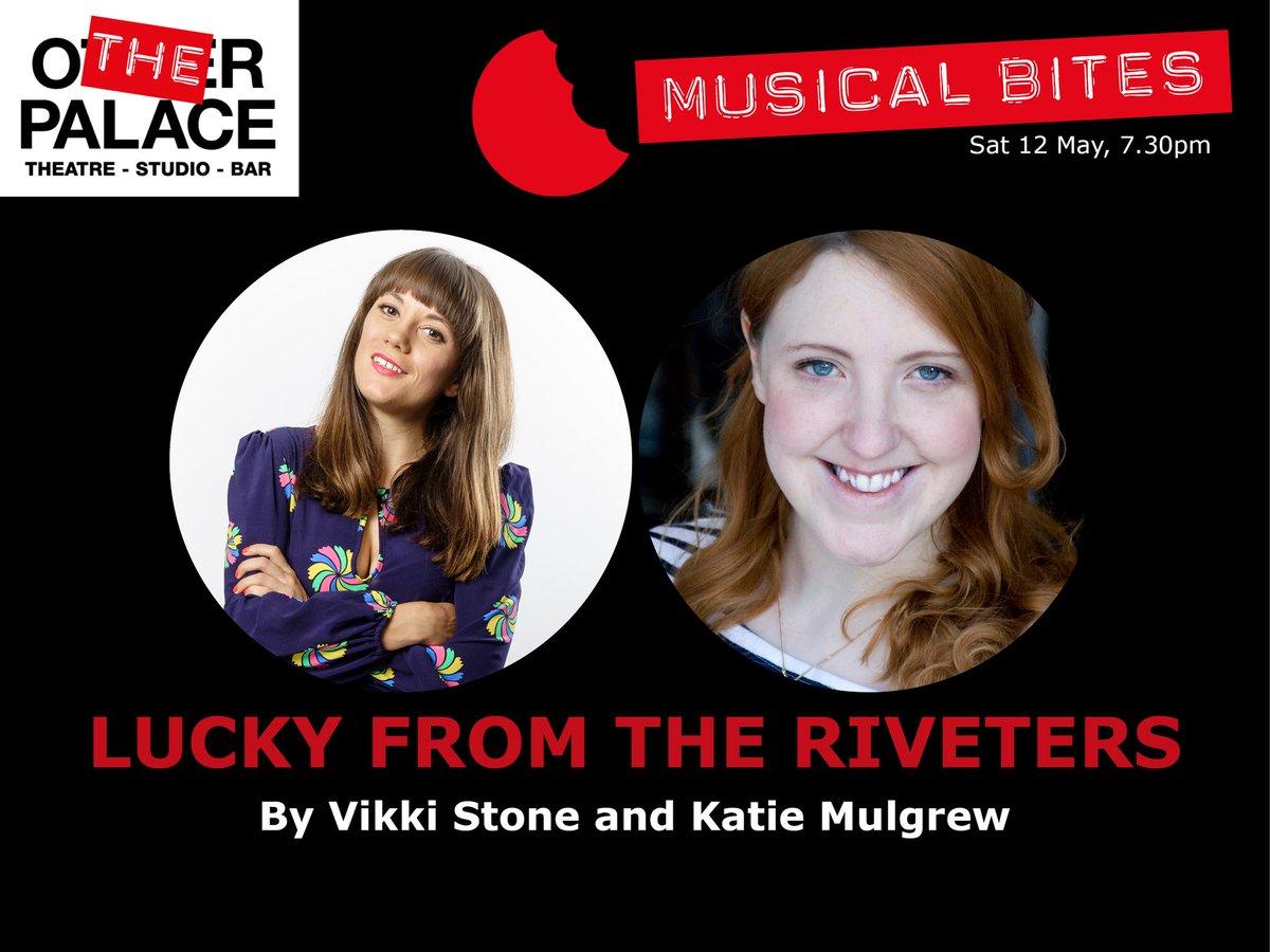 Vikki Stone and Katie Mulgrew - The Riveters