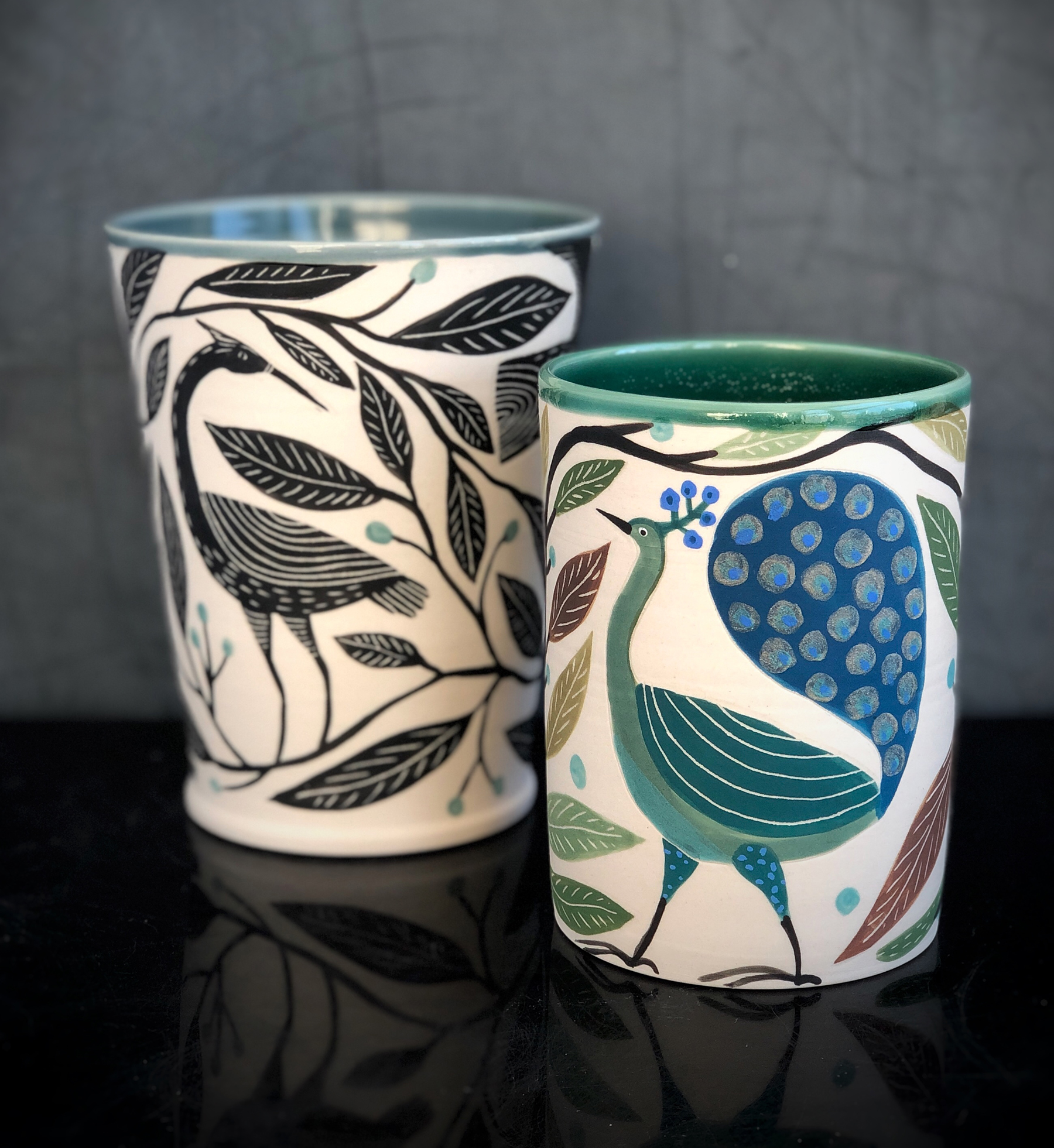 2-Gabrielle_Schaffner_porcelain-two_vases_with_birds.jpg
