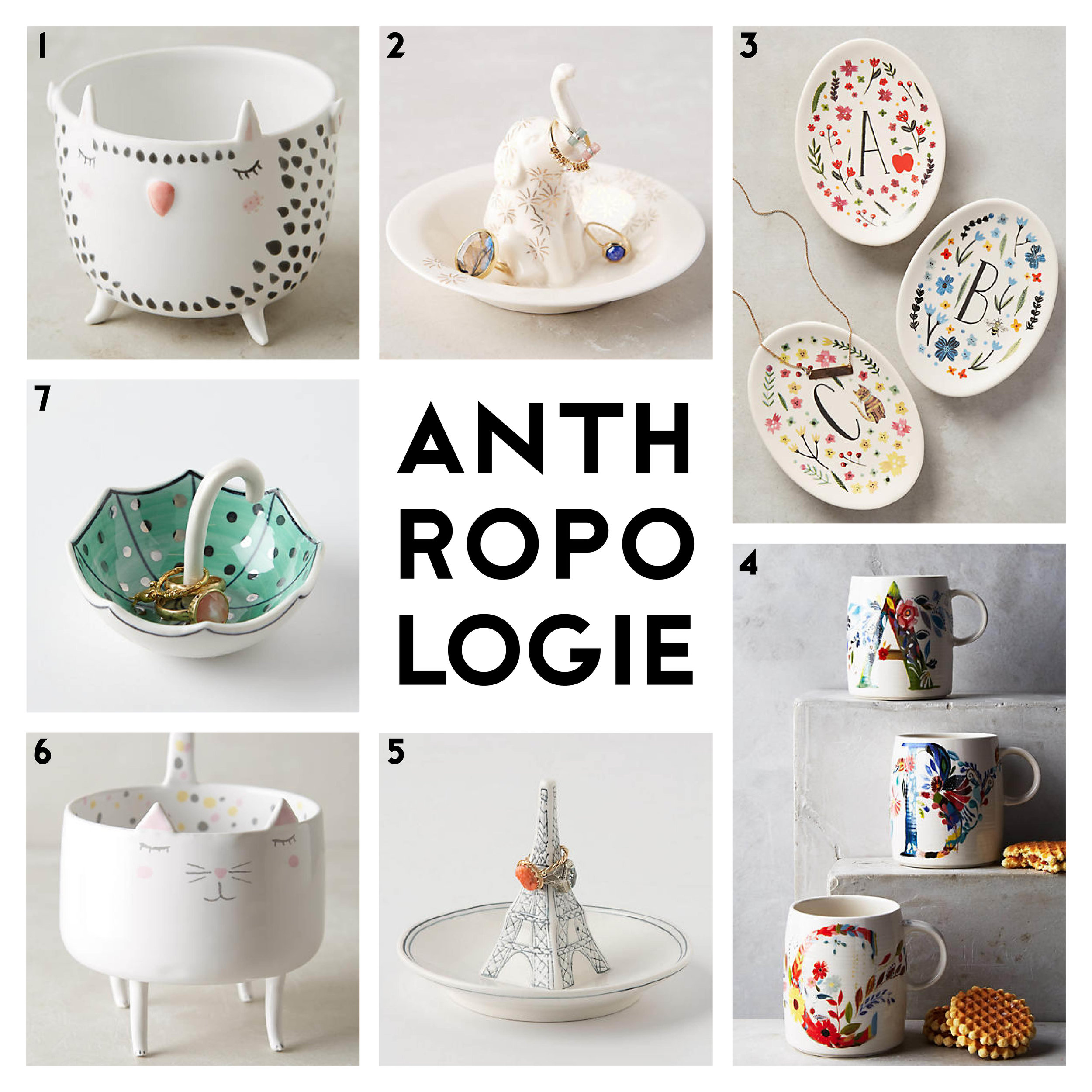 Gift Giving With Anthropologie Pingle Pie