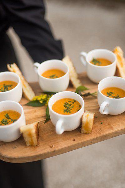 Pumpkin Soup - Pumpkin Wedding Inspiration, Autumnal Wedding Ideas, Autumn Wedding Style - Pingle Pie.jpg