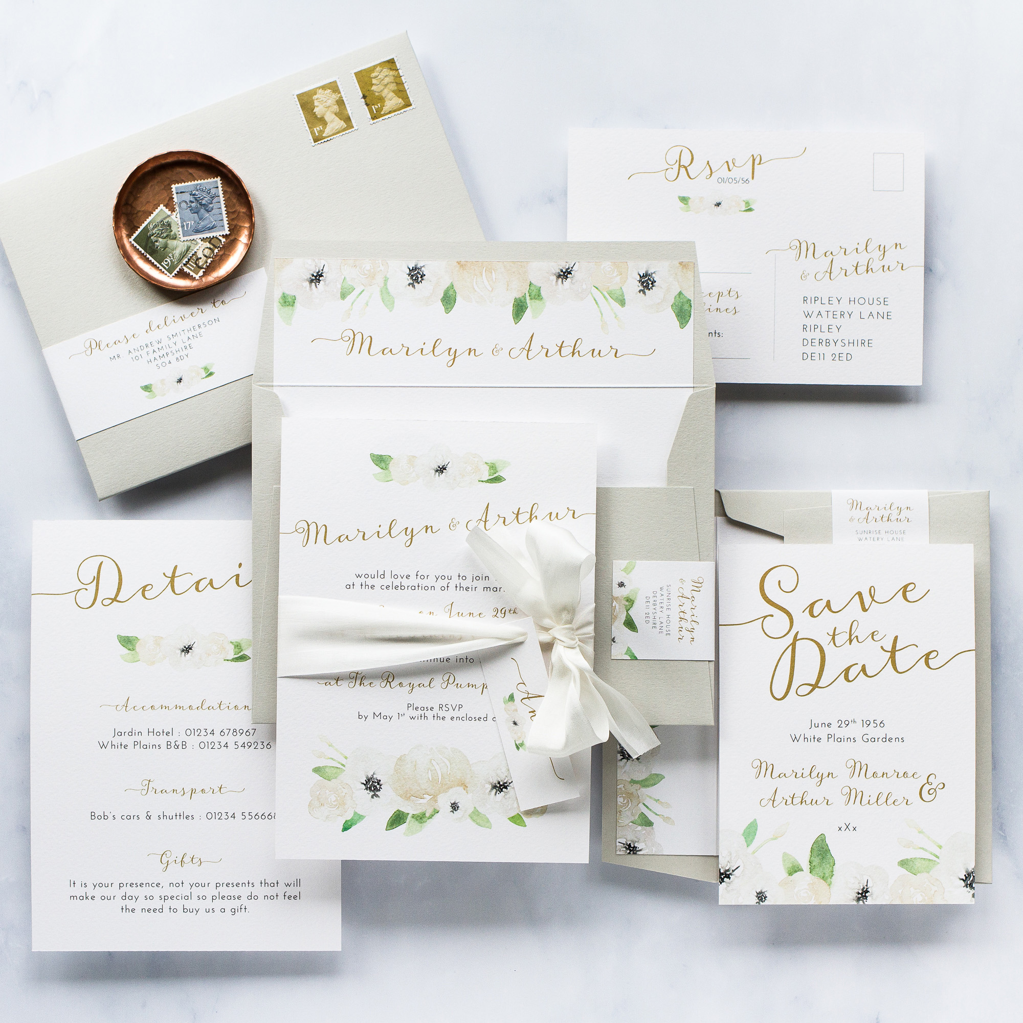 Luxurious-Wedding-Invitations-White-Rose-Ivory-Garden - Pingle Pie.jpg