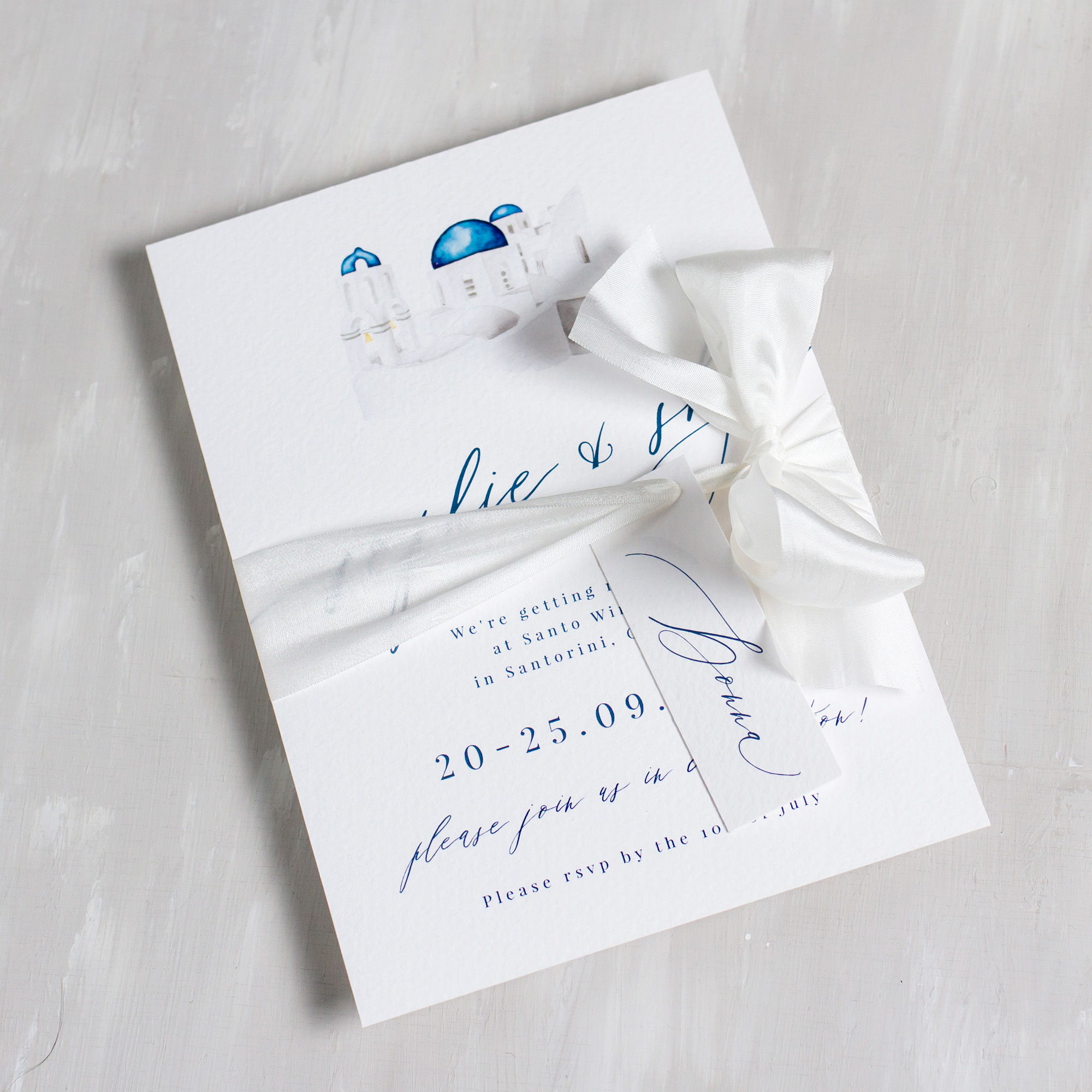 Santorini-Personalised-Venue-Illustration-Calligraphy-Style-Wedding-Stationery-Luxury-Unique-Hand-Painted-Wedding-Invitation-Parcel-Locale.jpg