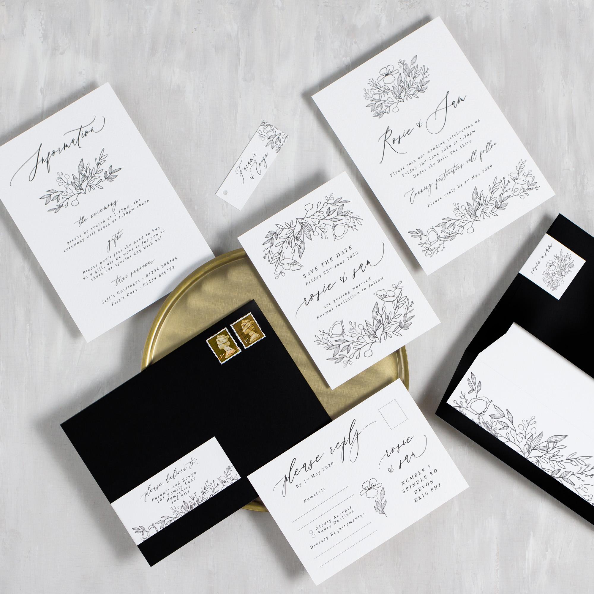 Luxury-Wedding-Stationery-Unique-Illustrated-Floral-Botanical-Leaves-Flowers-Spring-Summer-Wedding-Invitation-Compilation-Goldberry-Pingle-Pie.jpg
