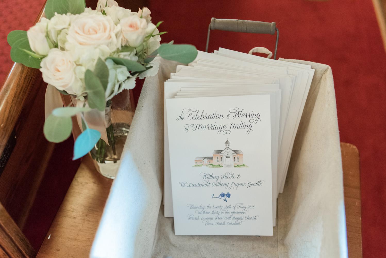 Brittney and Anthony North Carolina Wedding, Spring Wedding, Barn Wedding, Church Wedding, Unique Bespoke Wedding Stationery, Custom Wedding Stationery, Pink and Blue Wedding22.jpg