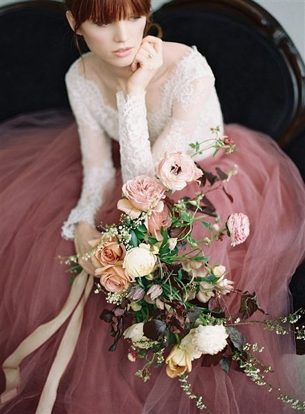 Blush Pink Wedding Theme Inspiration Bride.jpg