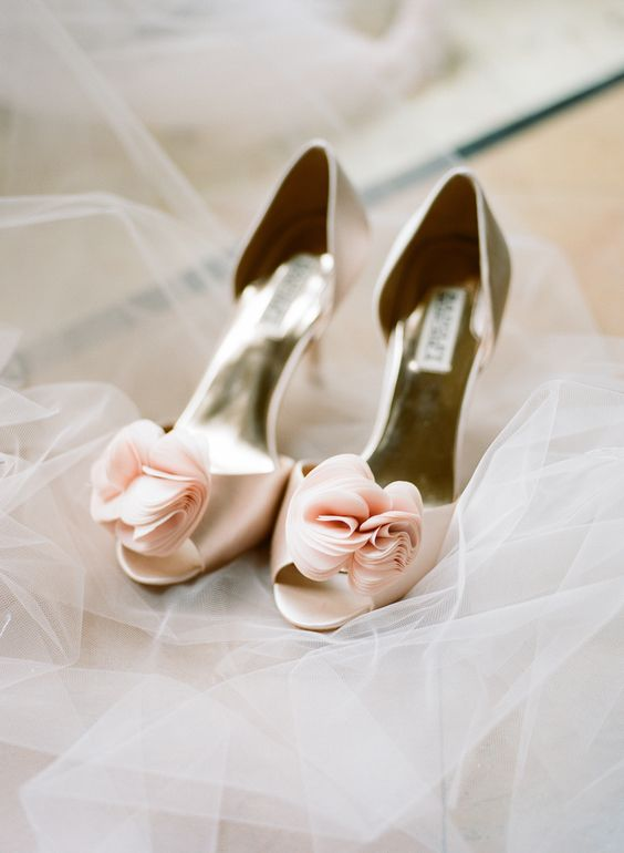 Blush Pink Wedding Theme Inspiration Shoes2.jpg