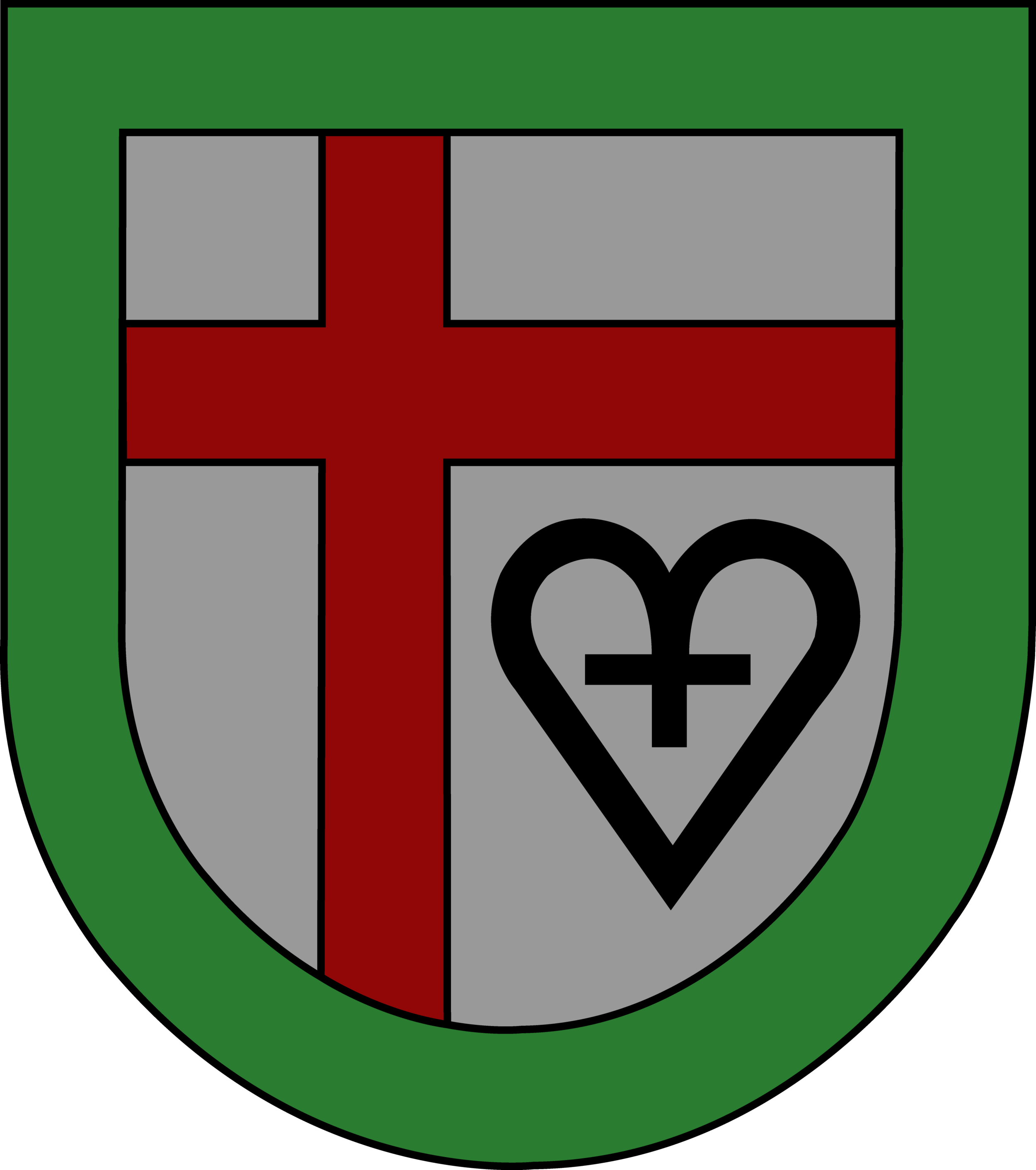 Wappen der Ortsgemeinde Berglicht