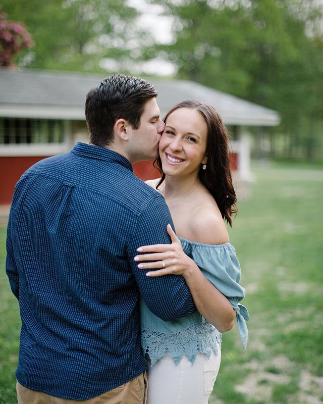 These two.❤️ . . . #newenglandweddings #engagmentphotos #maineweddingphotographer #mainephotographer #newenglandphotographer #mackenziepinettephoto