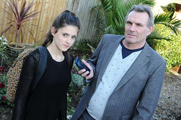 Fury: Jim and Elizabeth Tomlinson at their home