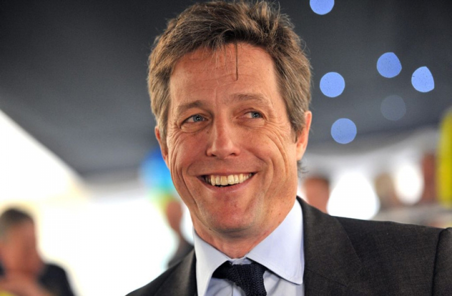 Hugh Grant Spoke To Us Magazine About His Family     Image:  birminghammail.co.uk