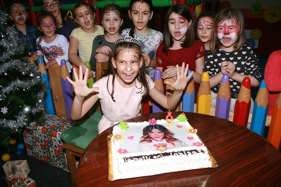 How To Organise The Perfect Birthday Party, Daddy-Style