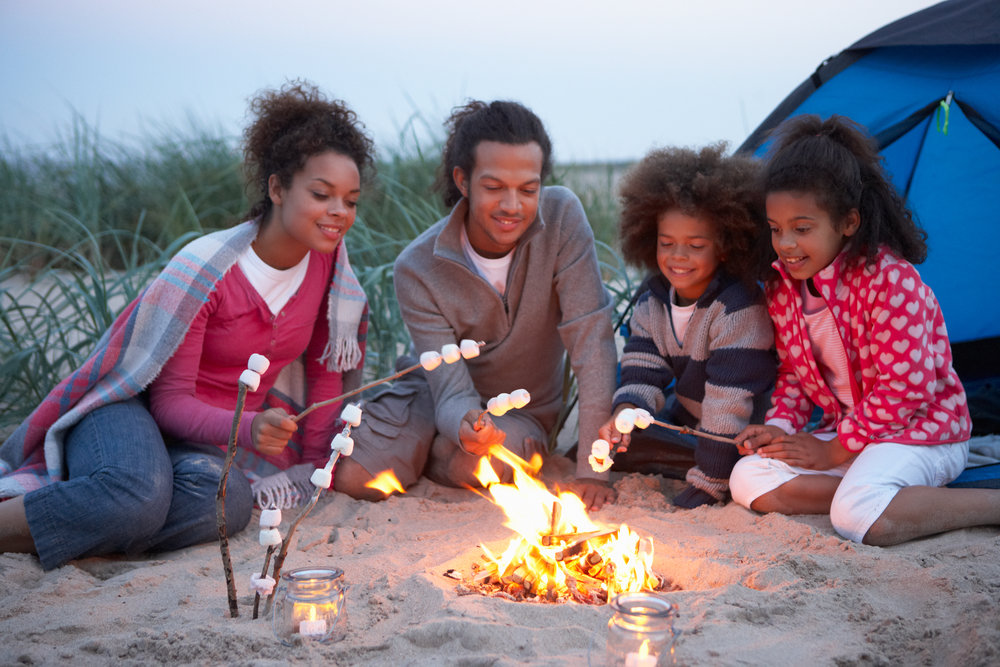 This Is How To Plan An Outdoor Vacation For All The Family
