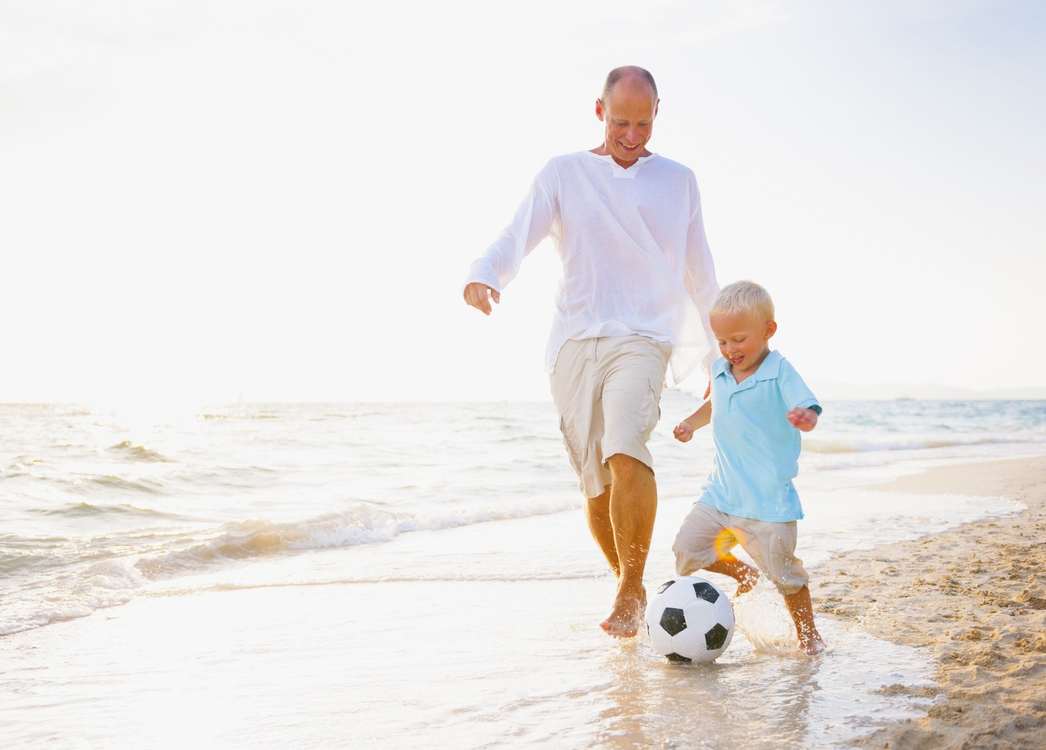 The Best Ways For Dads To Keep Busy This Summer