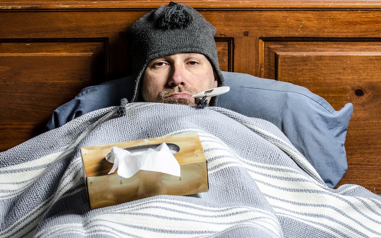 Stuck At Home Ill & Bored Senseless?