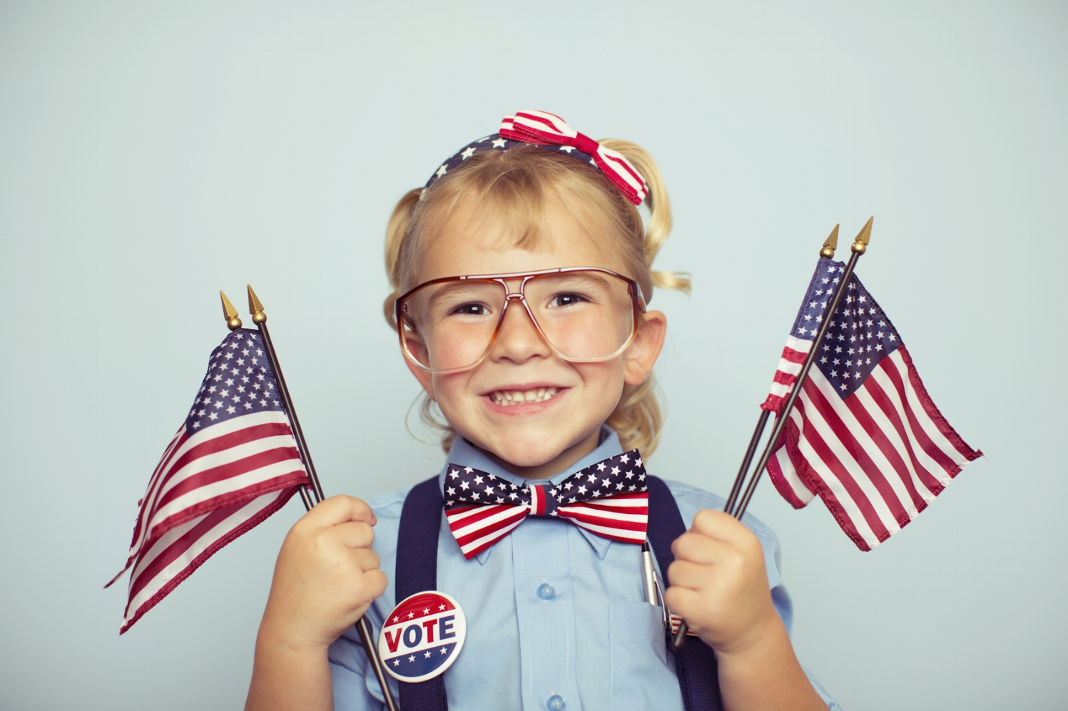 Why You Should Talk To Your Children About This Election