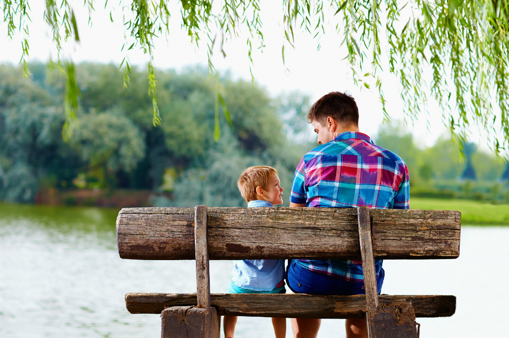 First Steps Of Being A Stepfather