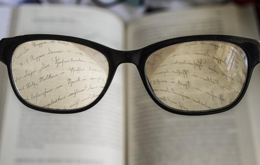 glasses,  contact lenses