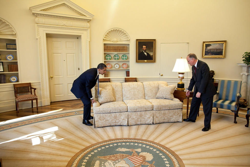 Photo Credit: Obama White House