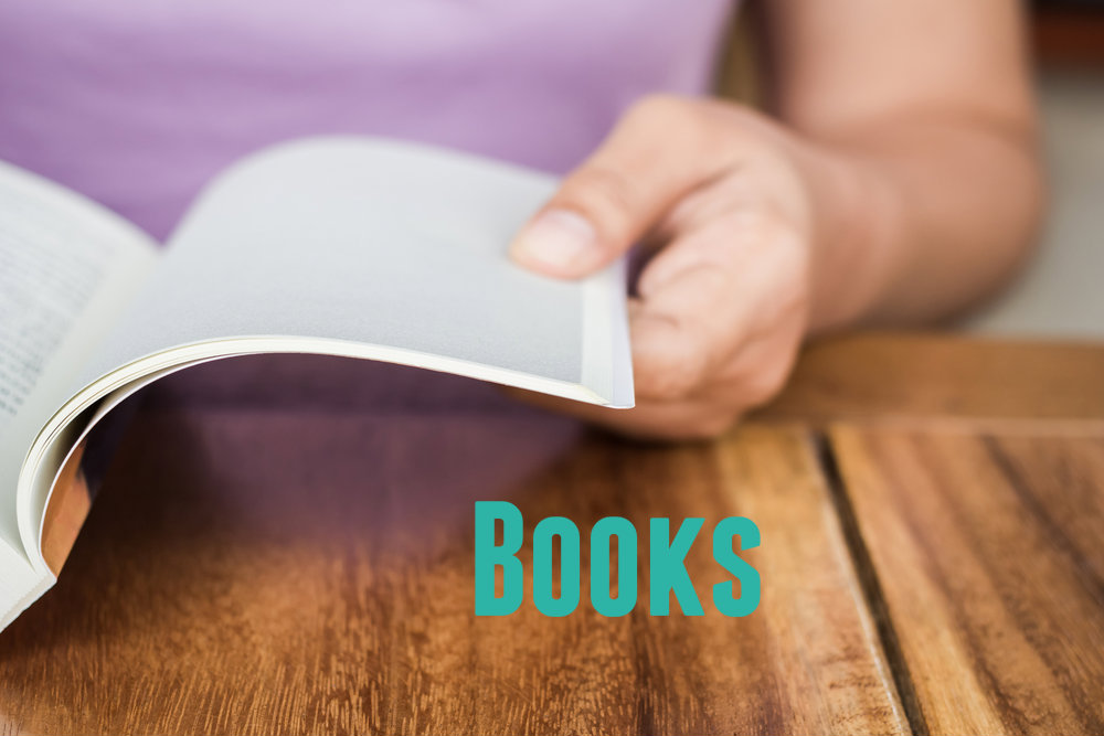 Books recommended by Path to birth to help support infertility, pregnancy, wellness and birth