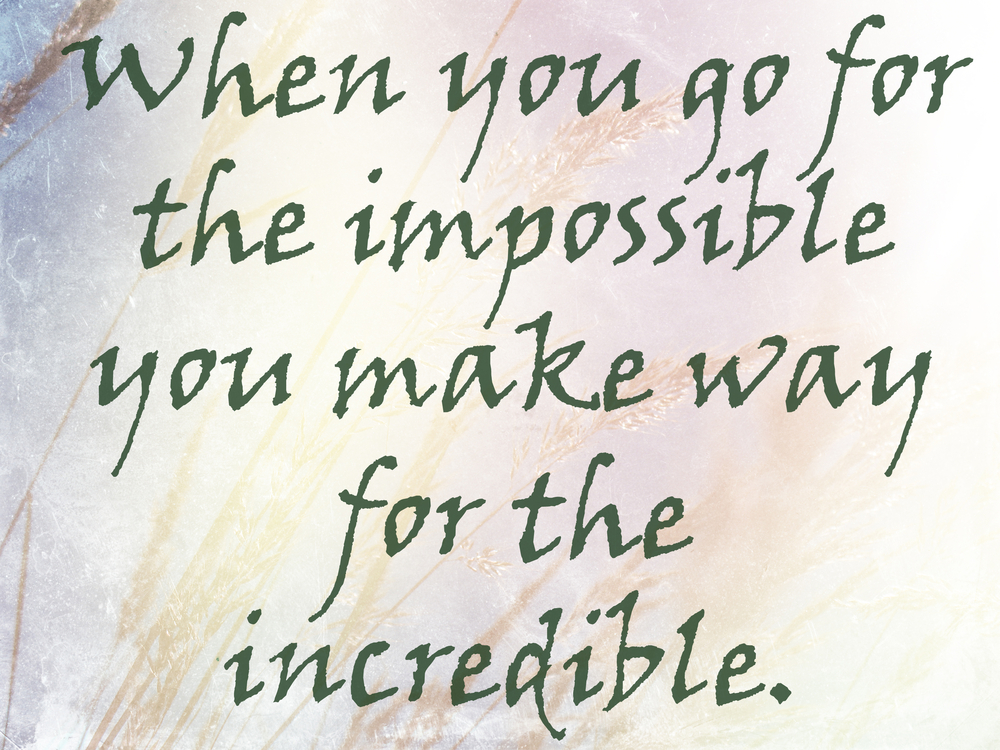 TTC IVF Infertility reach for impossible!