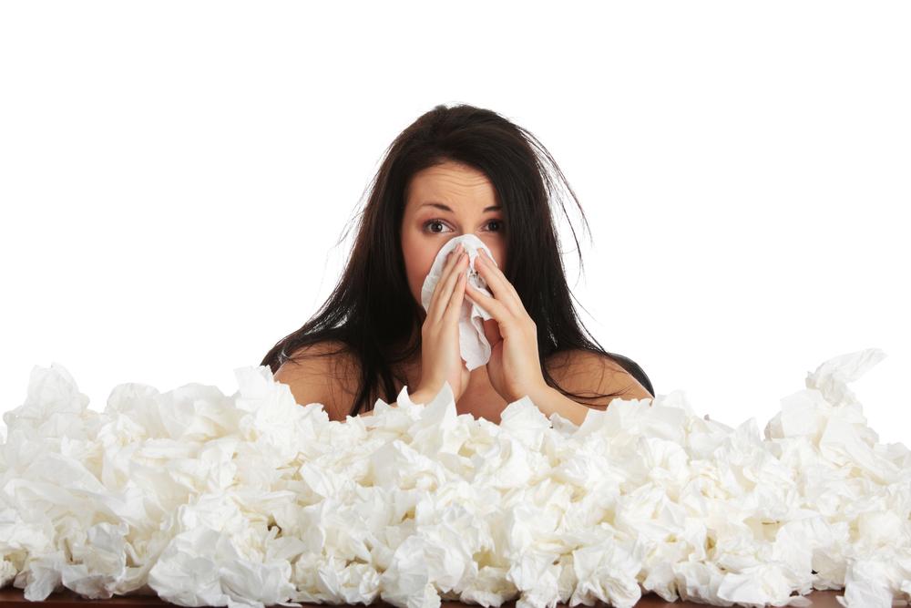 Natural Allergy Cures Pregnancy TTC Fertility