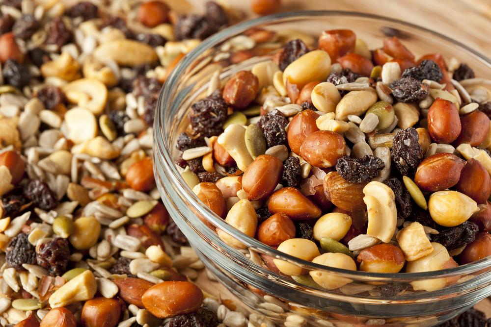 Fertility Food, Nuts for Fertility IVF TTC Infertility