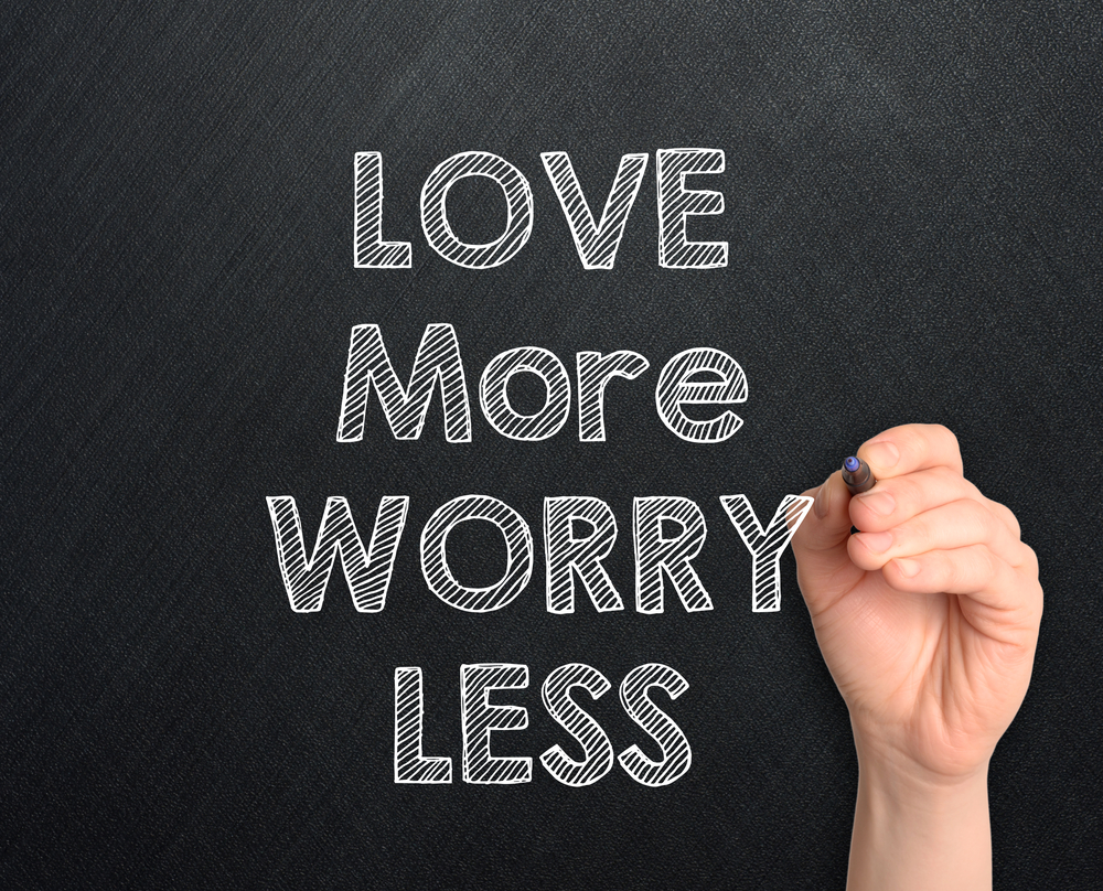 In TTC worry less, and love more - infertility, fertility
