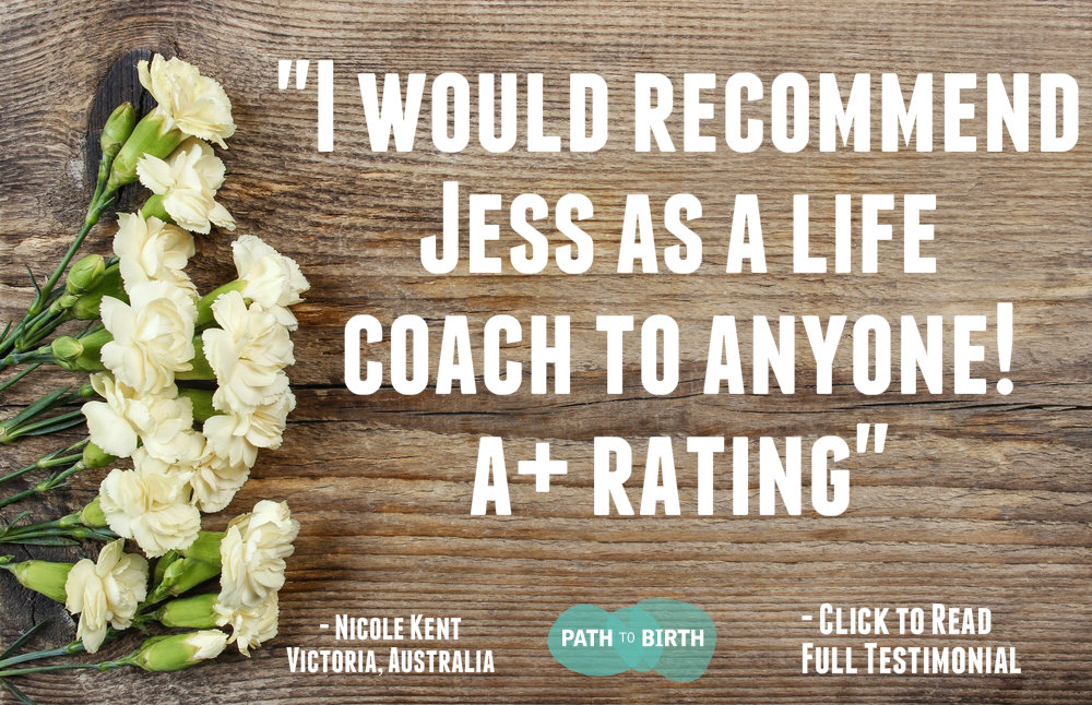 Client Testimonial Referral Jess Lowe Fertility Coaching