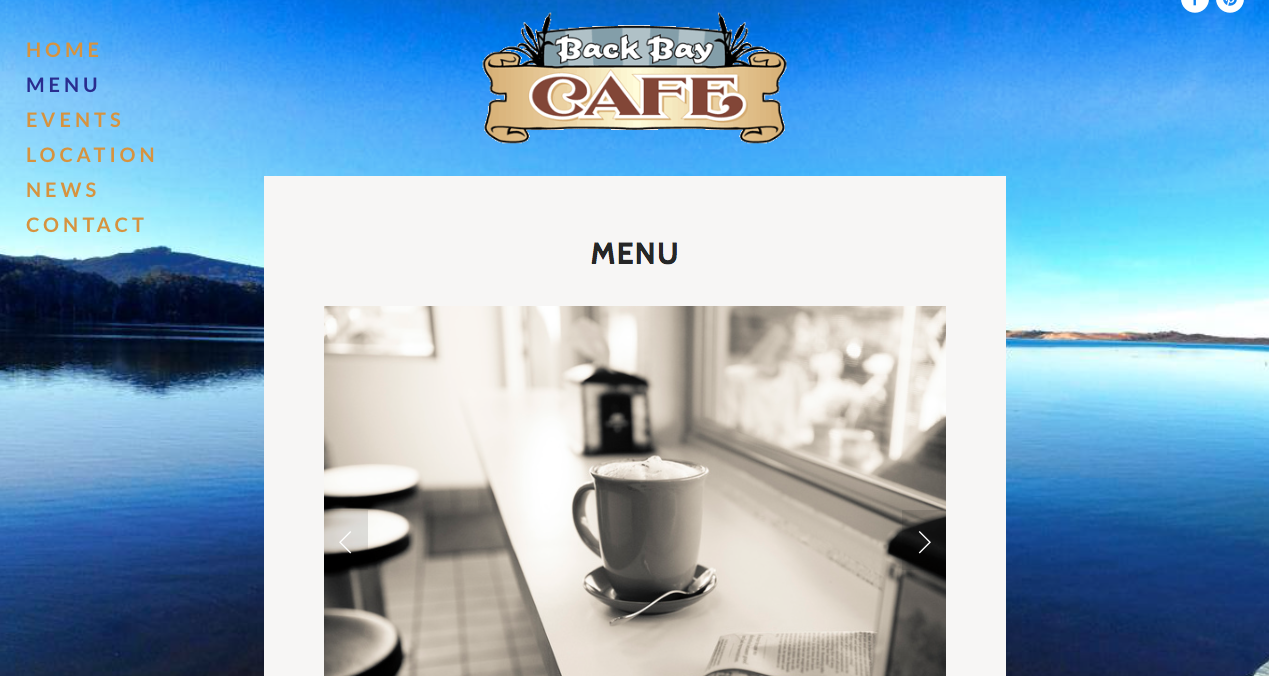 The Back Bay Cafe