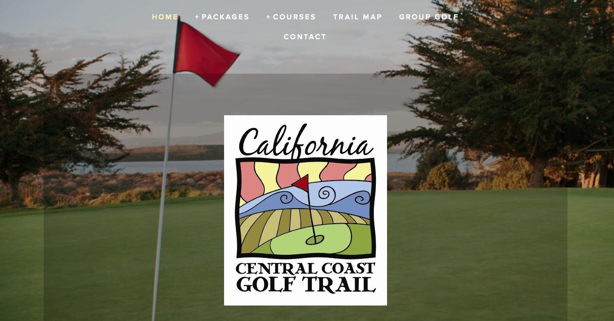 Central Coast Golf Trail