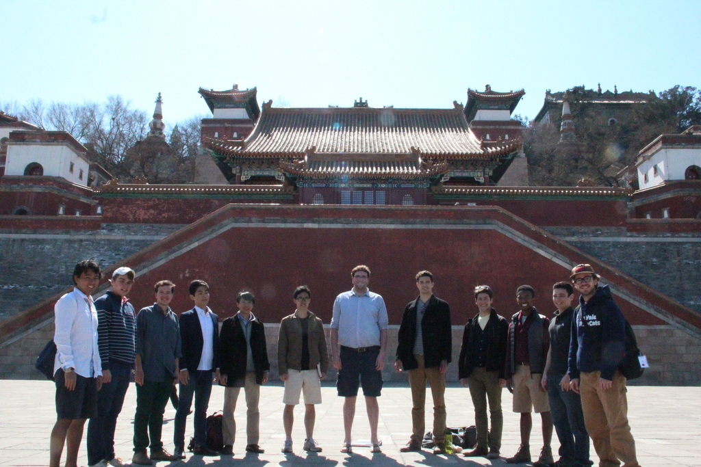 Alley Cats at the Summer Palace in Beijing!