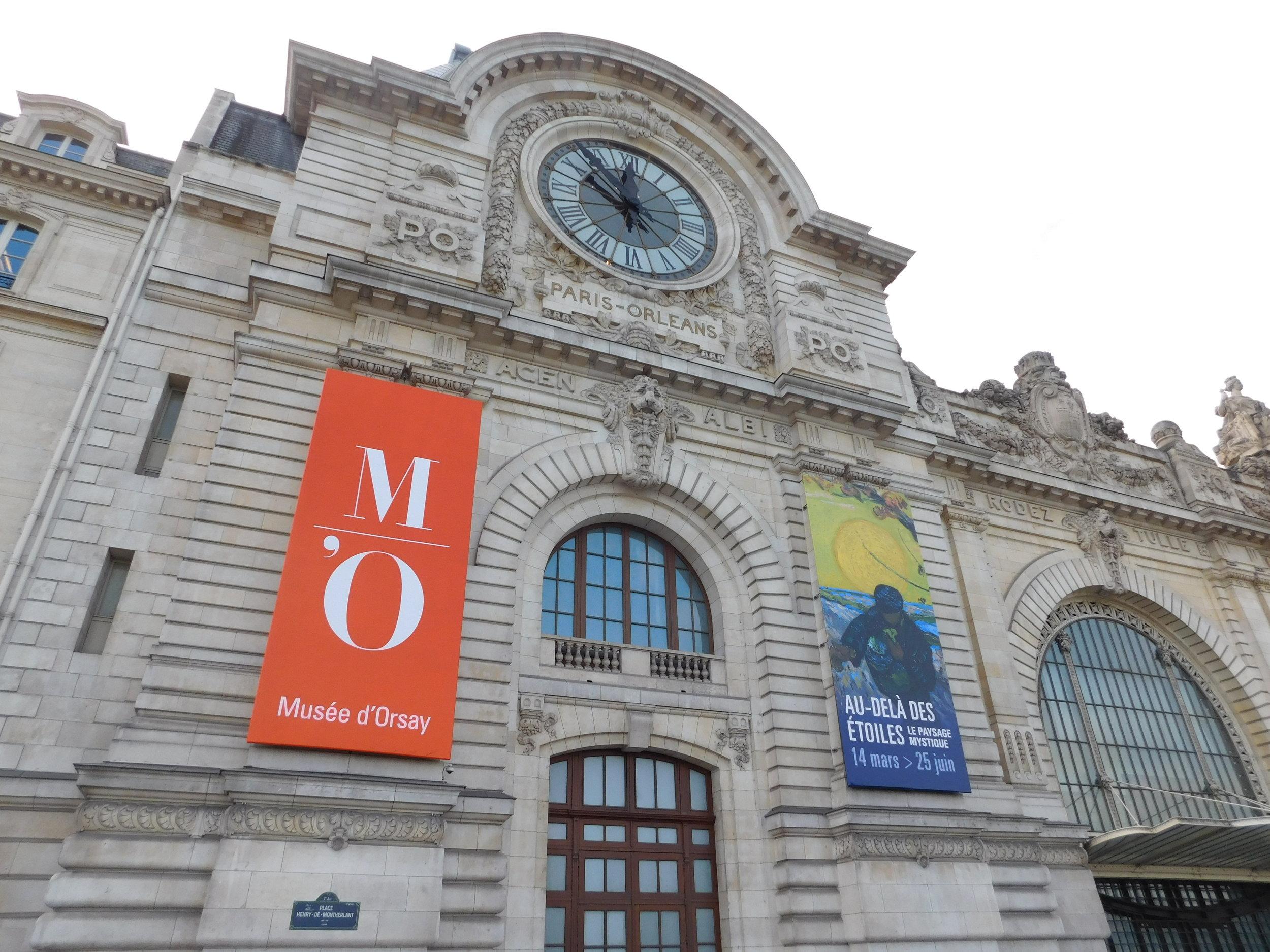 Musée d'Orsay group trip