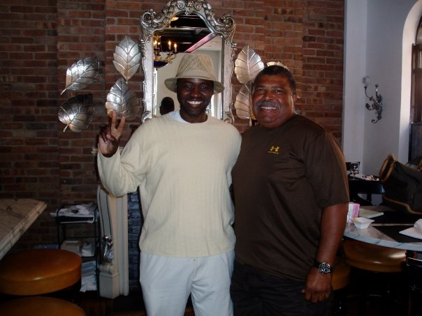 I interviewed approximately 40 people face to face: Early during the project, in July of 2009, Romeo Crennel and I met for lunch at a Manhattan restaurant in Greenwich Village. Romeo provided tremendous insight into Bill, including his ex-boss's strange habit of putting a pebble in his right shoe before practices to maintain his crabbiness.