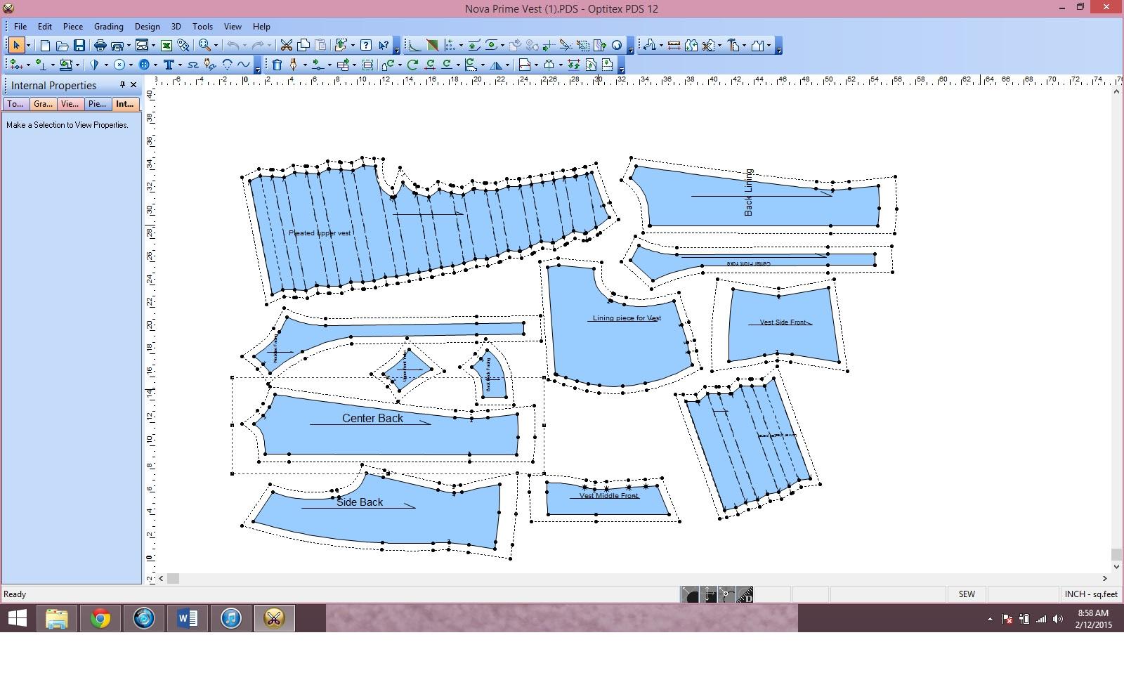 Pattern drafting — Blog — Laura Kane Designs