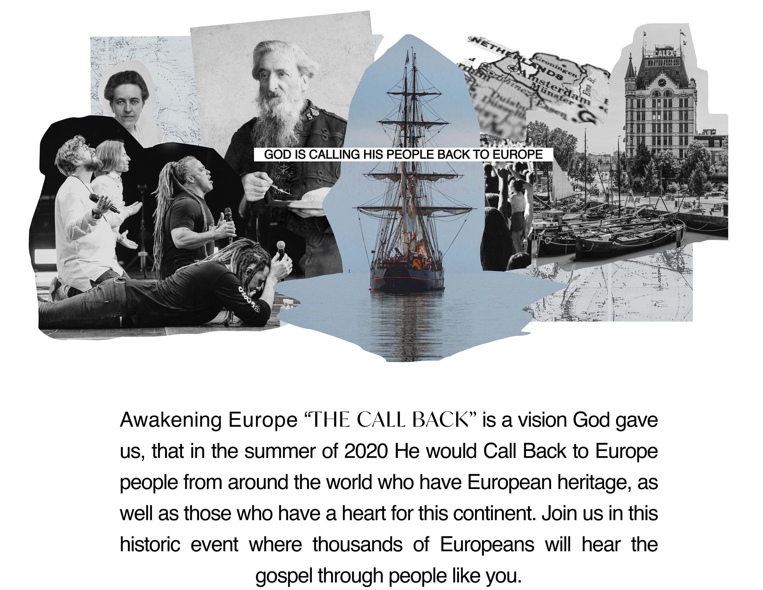 Top European Events May 2020.Awakening Europe