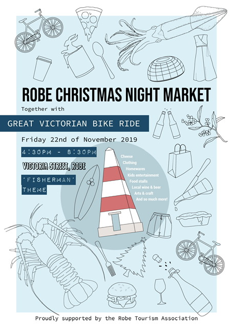 Robe christmas Night Market.JPG