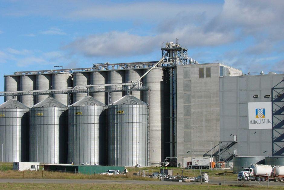 Grain Storage Pad