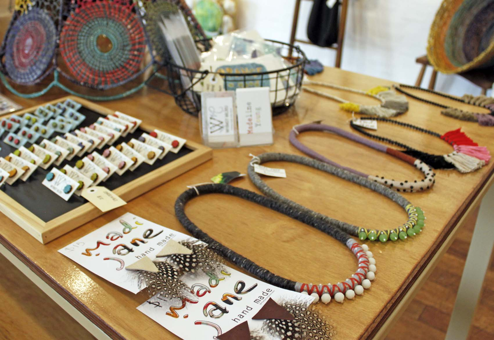 The Journey Person Handmade Market, Madeline Young
