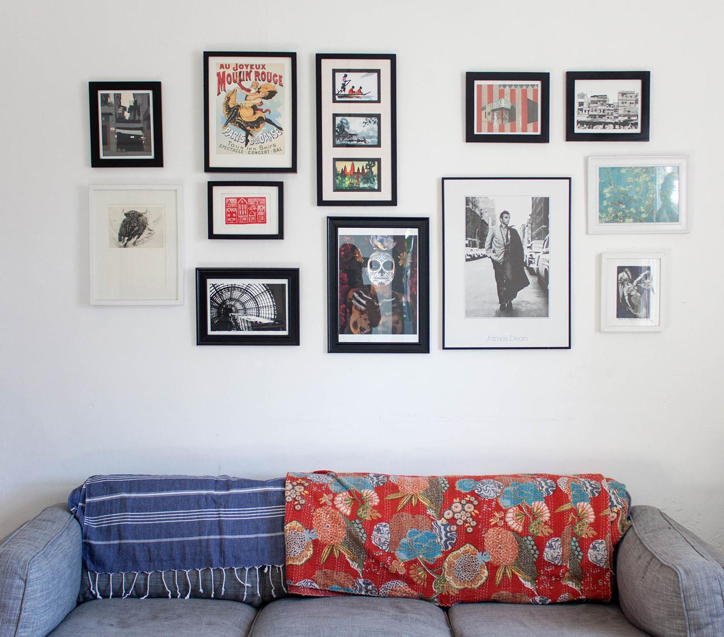 Australia artist Madeline Young studio visit