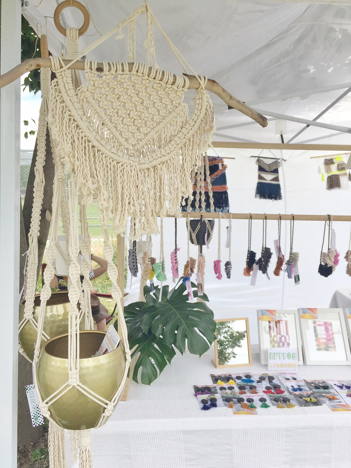 Madeline Young Market Stall - Handmade Market