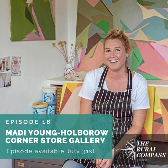 Madeline Young-Holborow Podcast Interview