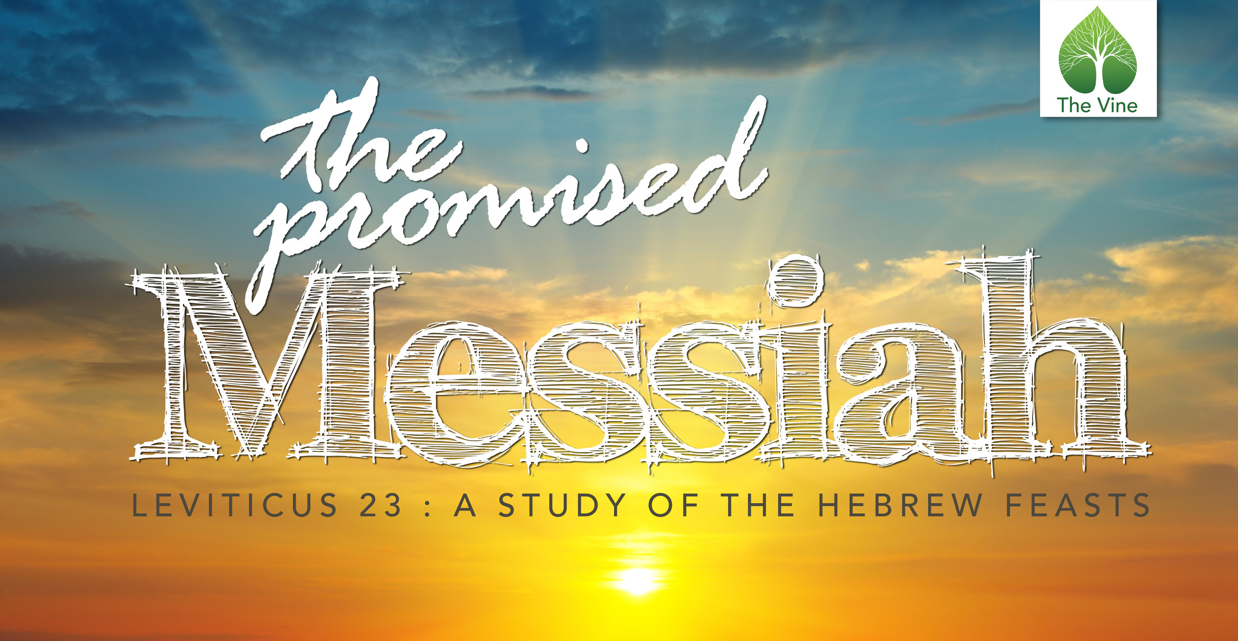 The Promised Messiah and the Feasts of Israel - Leviticus 23