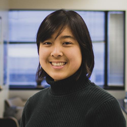 Nancy Yang  (2013-2014) Medical student University of Minnesota