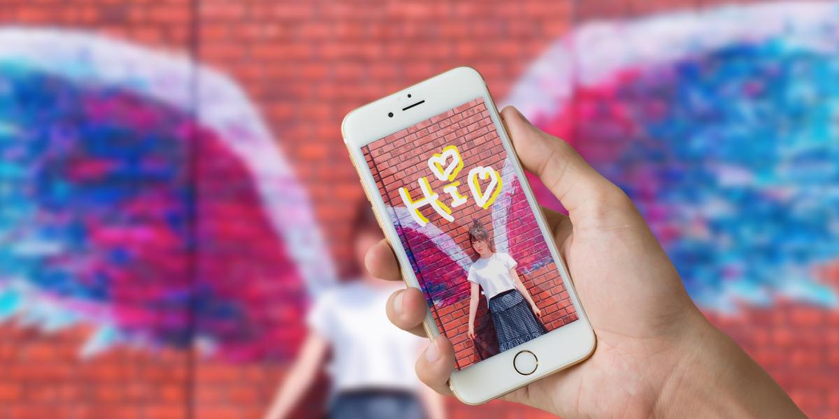 Graffity - UI Design, UX Design