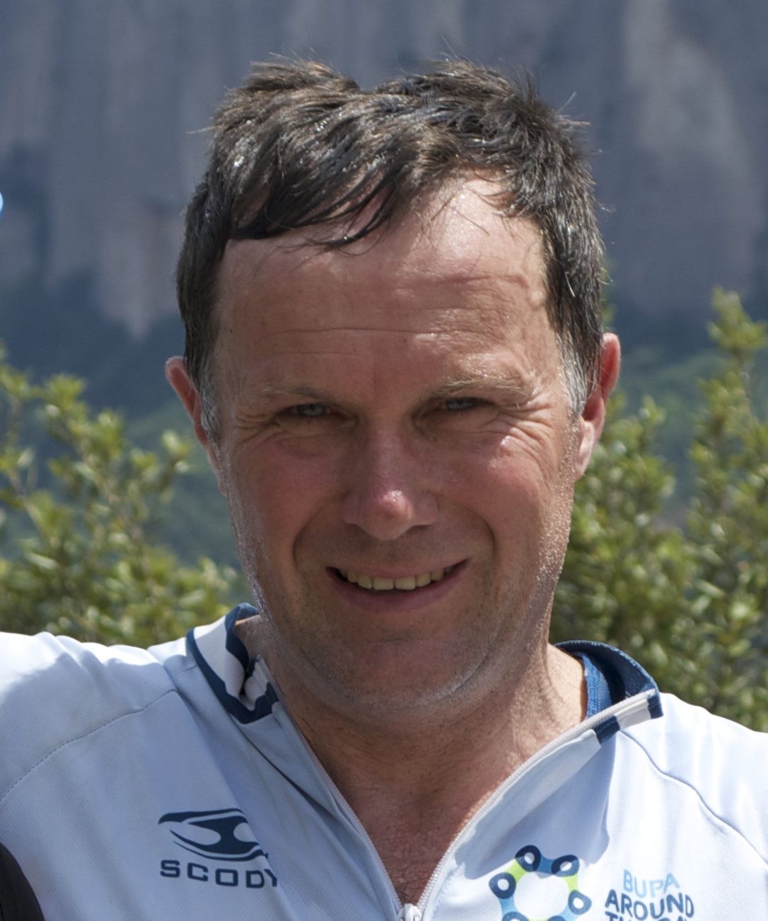 Mark Jeffs, Bordeaux-Barcelona 2014