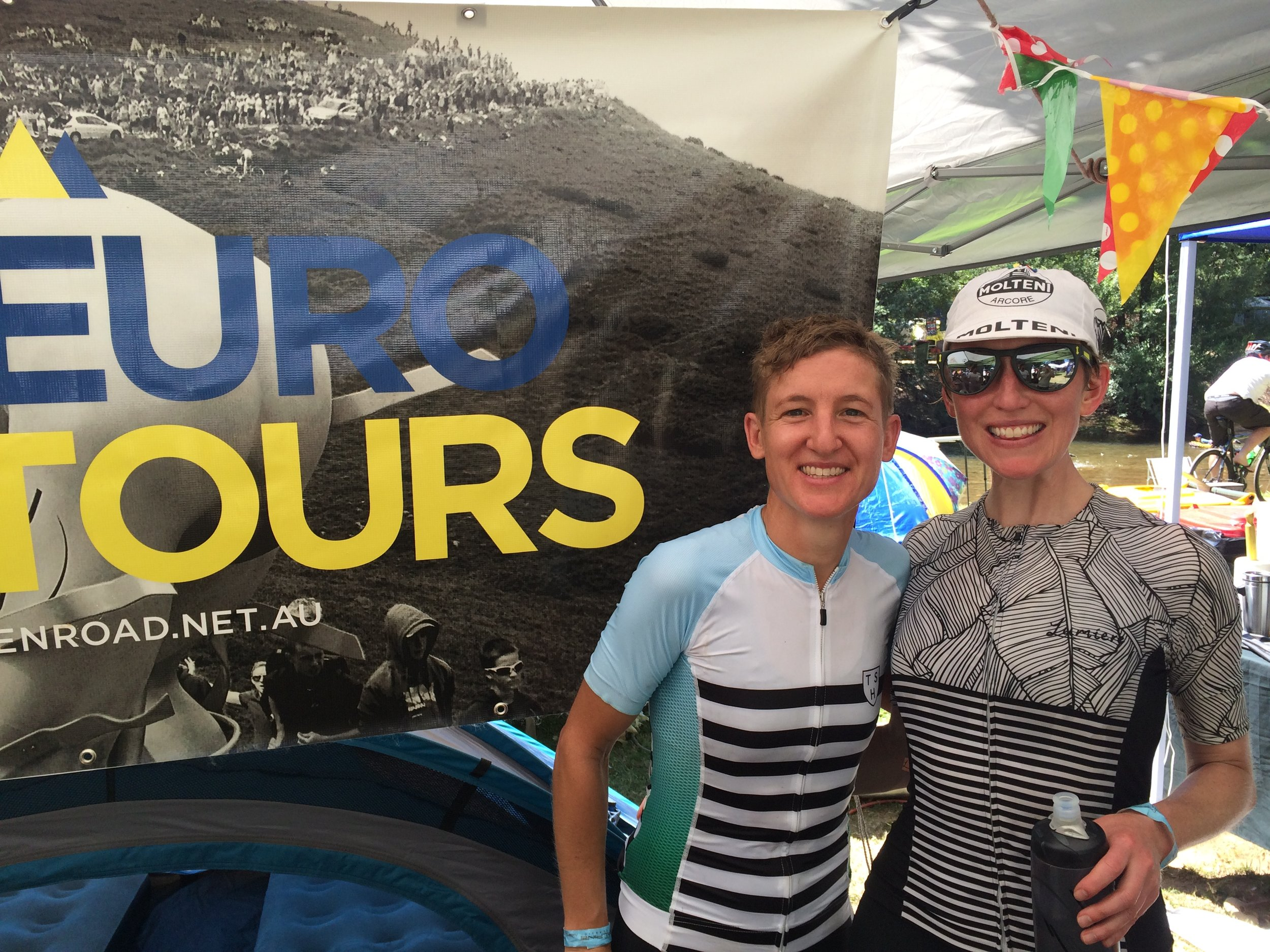 Congrats to Em and Leesh who ticked off the 200km!