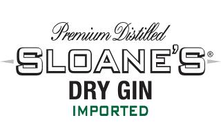 Sloane's gin logo